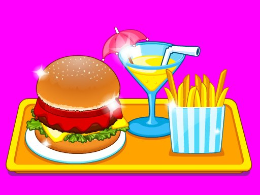 Play Burger Shop Fast Food Now!