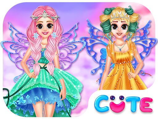Play Princess In Colourful Wonderland Now!