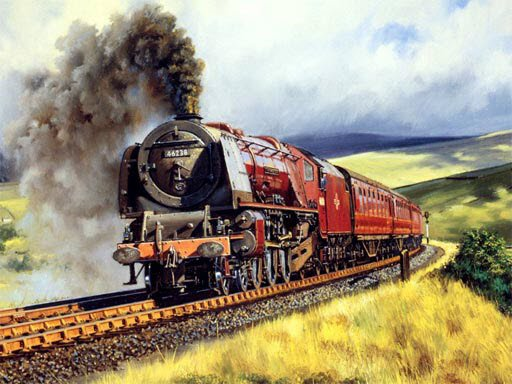 Play Train Journeys Puzzle Now!