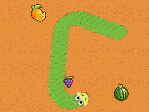 Play Snake Want Fruits Now!