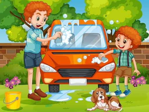 Play Car Wash Hidden Now!