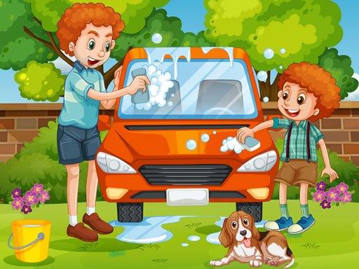 Play Car Wash Hidden Now!