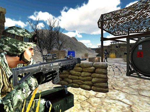 Play Modern Commando War : Counter Terrorist  Shoot 2k2 Now!