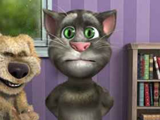 Play Talking Tom Funny Time Now!
