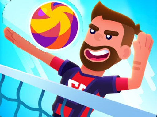 Play Monster Head Soccer Volleyball Game Now!