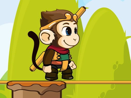 Play Monkey Bridge Now!