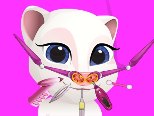 Play Baby Angela Nose Doctor Now!