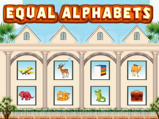 Play Equal Alphabets Now!