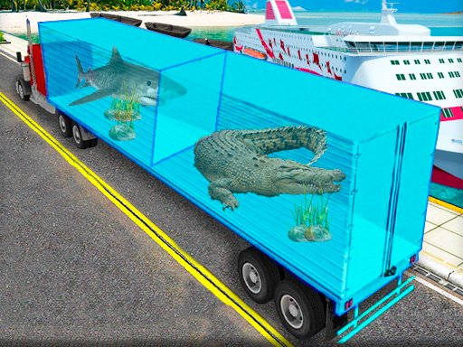 Play Transport Sea Animal Now!