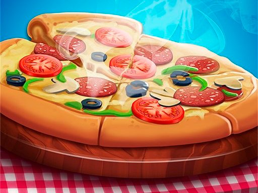 Play Pizza Maker My Pizzeria Now!