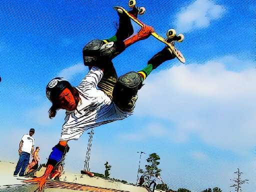 Play Free Style Skateboarders Now!