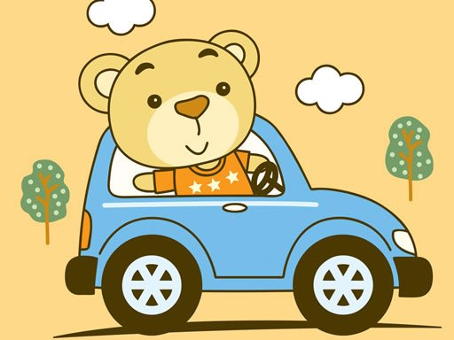 Play Little Cute Vehicles Match 3 Now!