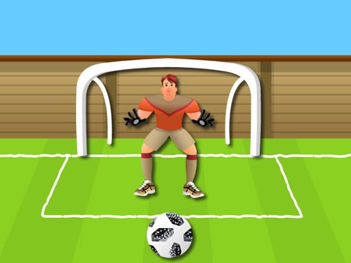 Play Penalty Shoot Now!