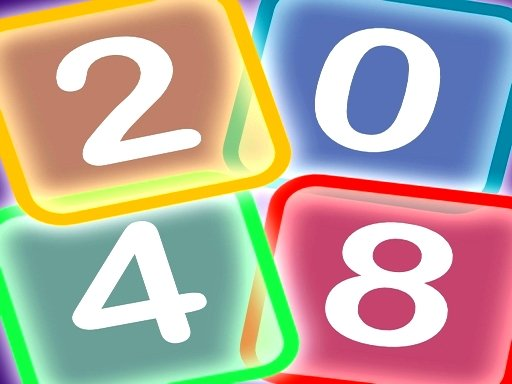 Play Neon 2048 Now!