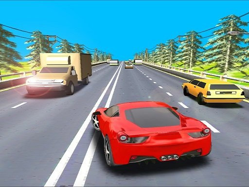 Play Highway Driving Car Racing Game 2020 Now!