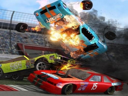 Play Demolition Derby Car Games 2020 Now!