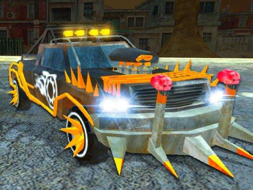 Play Desert City Stunt Now!