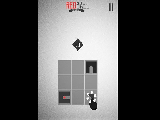 Play Red Ball Puzzle ! Now!