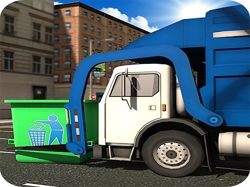 Play City Garbage Truck Simulator Game Now!