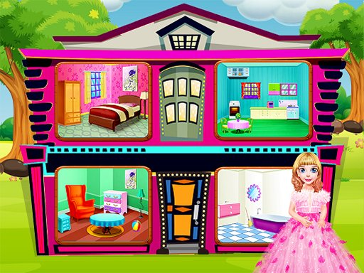 Play My Doll House: Design and Decoration Now!