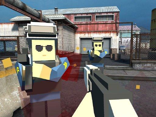 Play Pixel Factory Battle 3D.IO Now!