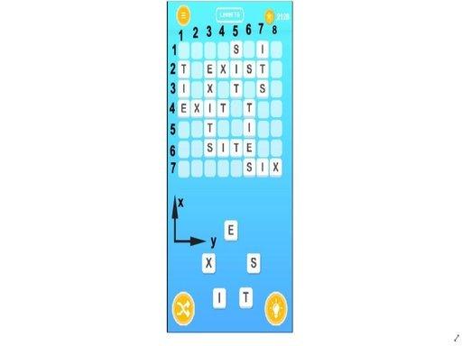Play Word Cross ! Now!