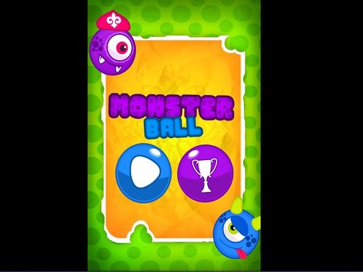 Play Monster Balls ! Now!