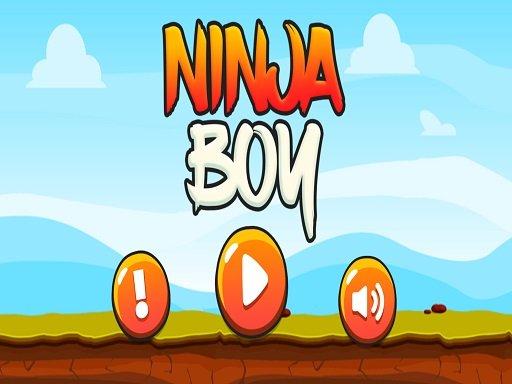 Play Ninja Boy ! Now!