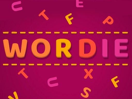 Play Wordie Now!
