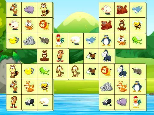 Play Animals Connect Now!