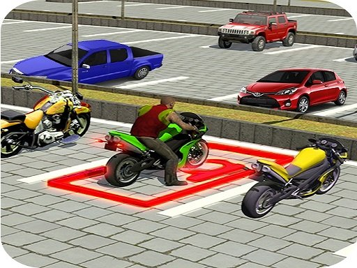 Play City Bike Parking Game 3D Now!