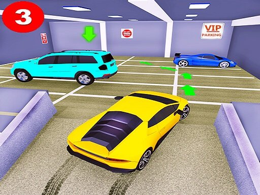 Play Advance Car Parking Game 2020 Now!