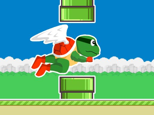 Play Flappy Turtle Now!
