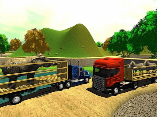Play Offroad Animal Truck Transport Simulator 2020 Now!