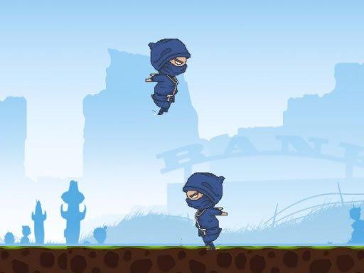 Play Ninja In War Now!