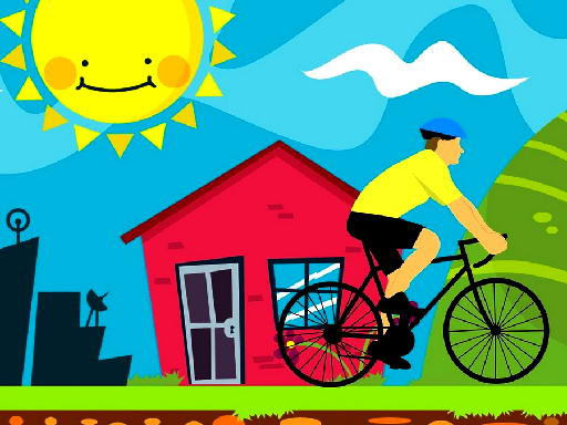 Play Bicycle Drivers Puzzle Now!