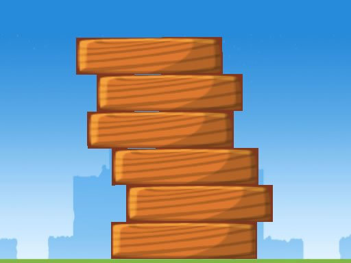 Play Wood Tower Now!