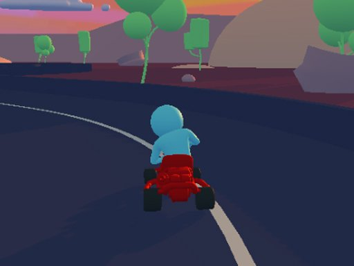 Play Mini Kart Racing Now!