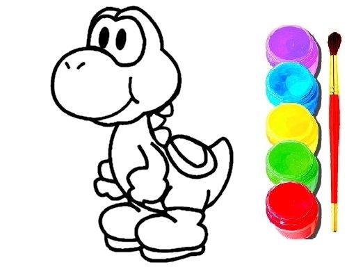 Play Mario Coloring Book Now!