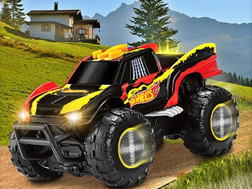 Play Offroad Monster Truck Legend Drive Now!