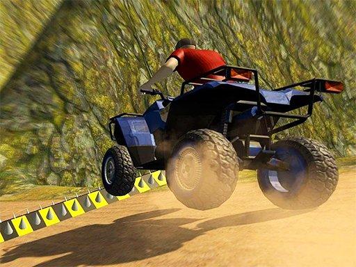 Play ATV Quad Bike Impossible Stunt Now!