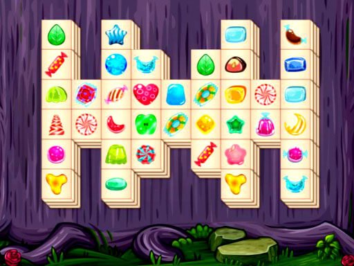 Play Candy Mahjong Now!