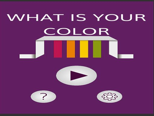 Play What is your color Now!