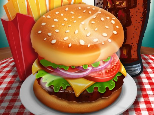 Play Burger Chef Restaurant Now!