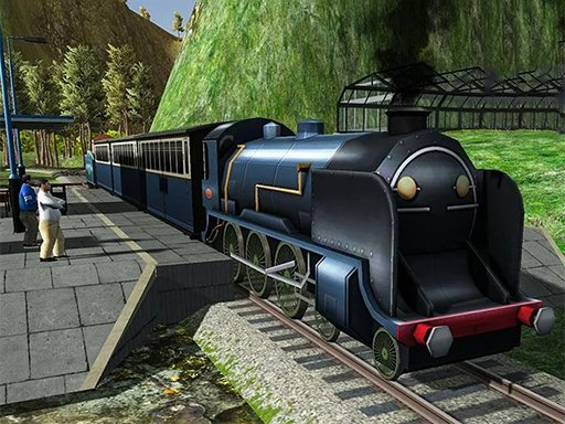 Play Fast Euro Train Driver Sim Now!