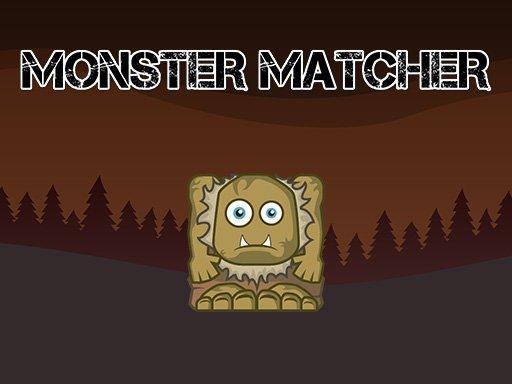 Play Monster Matcher Now!