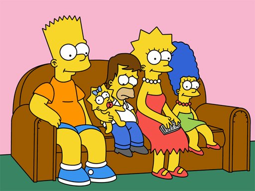 Play The Simpsons Jigsaw Puzzle Now!