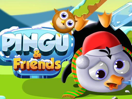 Play Pingu and Friends Now!