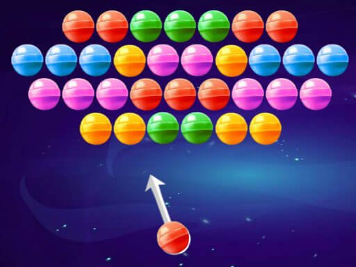 Play Bubble Shooter Candies Now!
