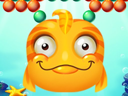 Play MK - Aqua Bubble Shooter Now!